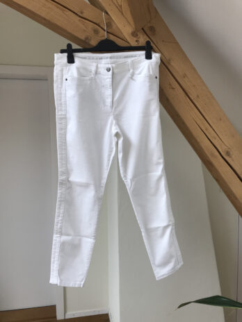 Weisse Jeans